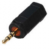 3.5MM Female To 2.5MM Male Adaptor / Converter - Stereo
